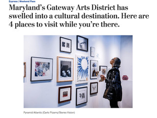 The Washington Post Express | Weekend Pass: Maryland's Gateway Arts District has swelled into a