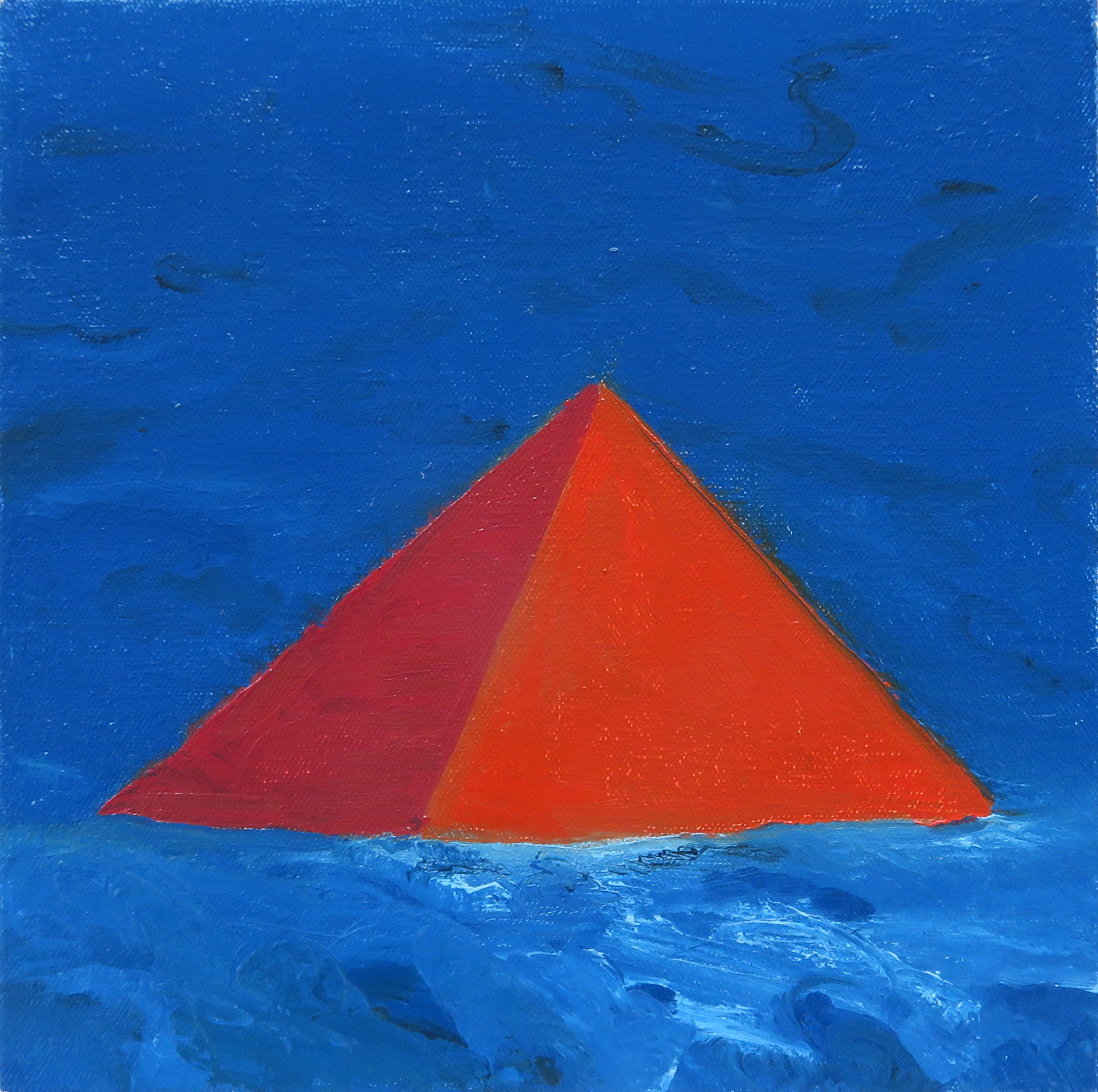Pyramid 2, Red