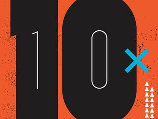 10 x 10 INVITATIONAL: 150+ Works, 100 Artists, $50