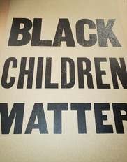 """""""Black Children Matter"""" by Anonymous"""