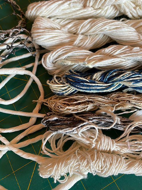Spinning Paper Thread Online; Sep 20; 12pm-4pm