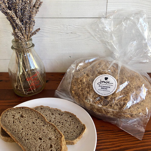 Buckwheat Bread - Please call to order by phone!