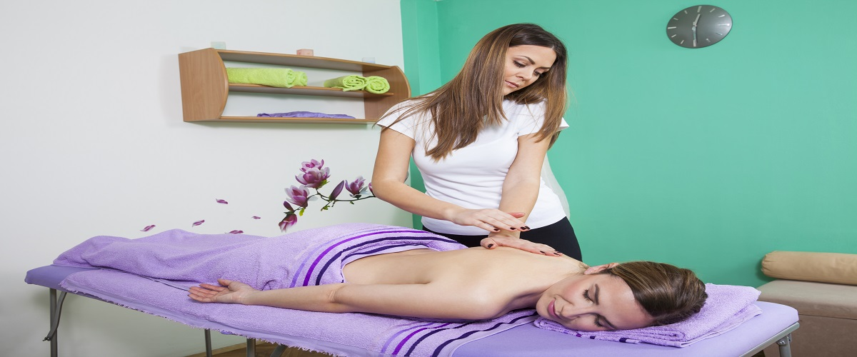 Medical Massage slider