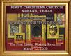 March 22, 2020 - Lent Week 4