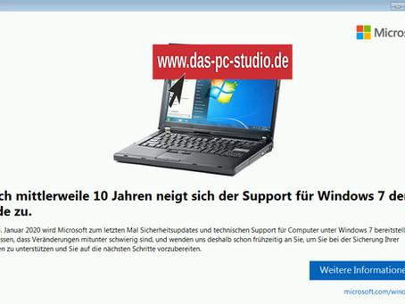 Endstation für Windows 7