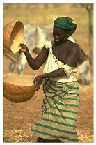 Pintura_Oleo-original mujer africanal.jp