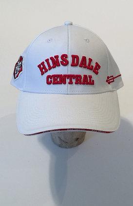White or Black Ball Cap