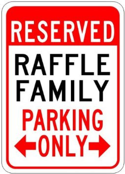 (5) RAFFLE TICKETS PACKAGE