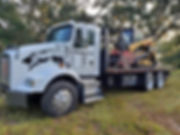 Orange County land clearing