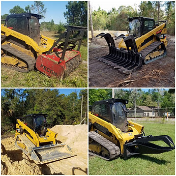 Sumter County Land Clearing
