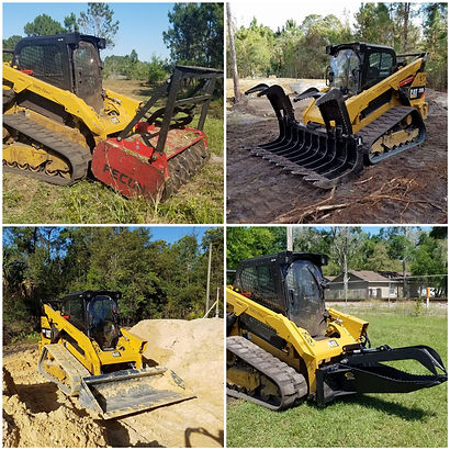 Land Clearing Services Ormond Beach