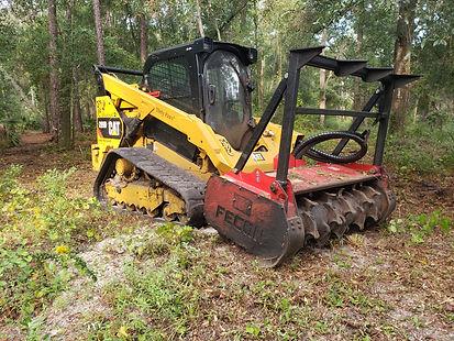 Forest Mulching Services FL