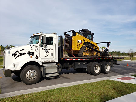 Volusia County Land Clearing Land Management Forestry Mulching