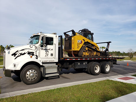 Volusia County Land Clearing