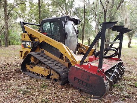 Clermont Land Clearing