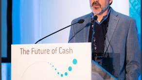 eCurrency presents at the Future of Cash conference