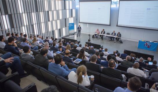 Co-chairing ITU Focus Group on Digital Currency