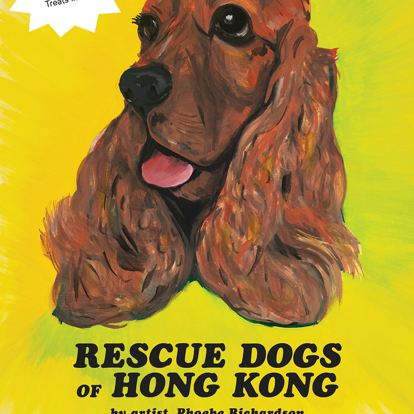 Rescue Dogs of HK by Phoebe Richardson