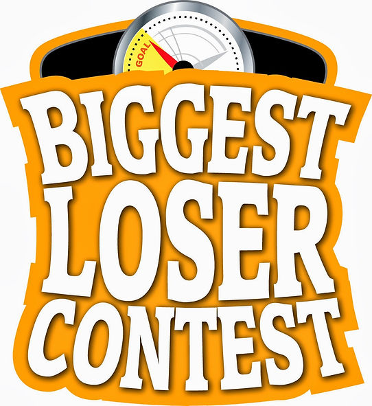 Biggest Loser contest banner