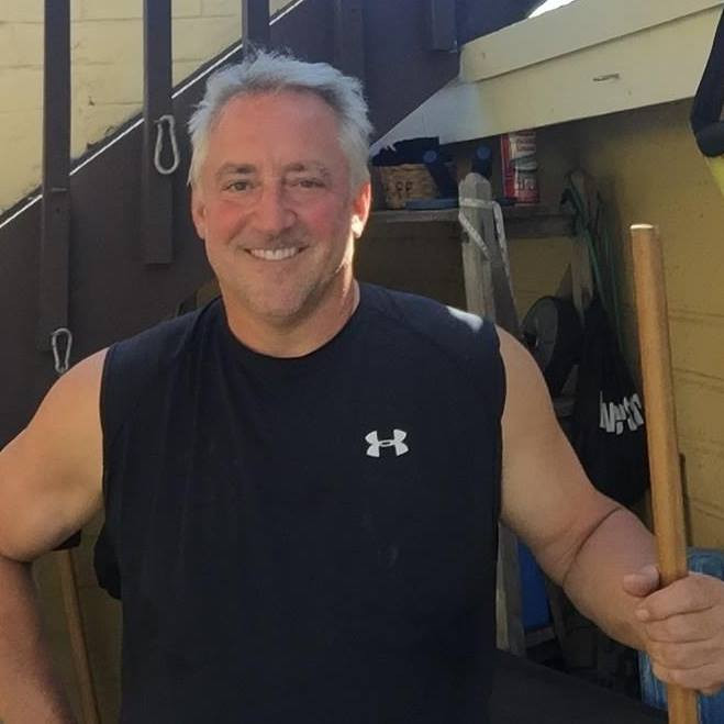 kevin- personal trainer smiling