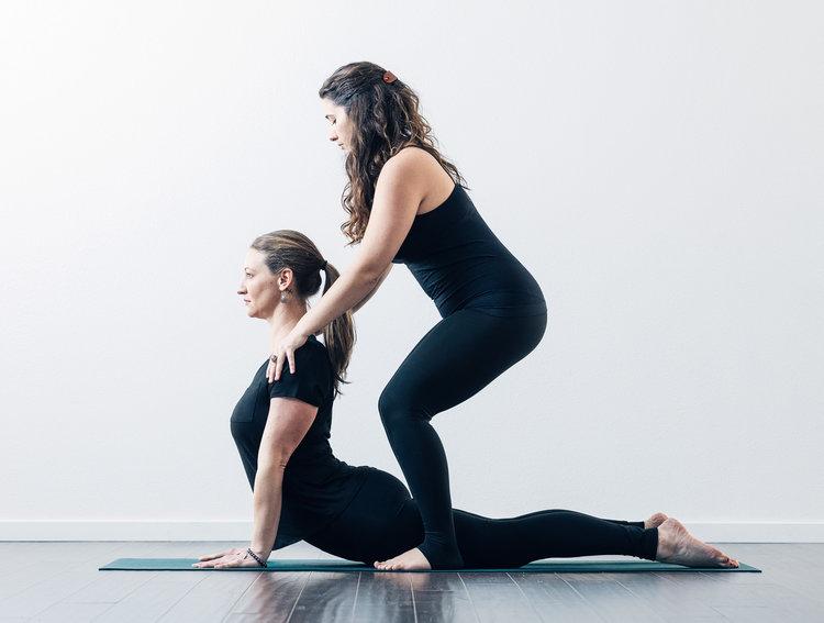 Half Hour Private Yoga