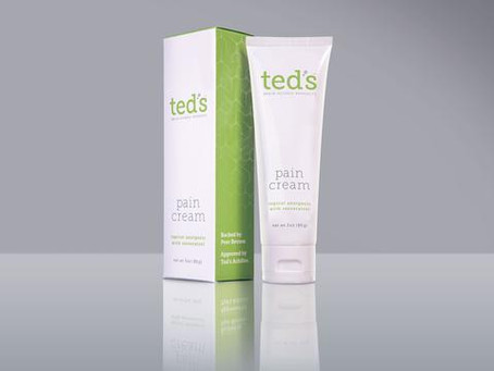 Everything You Need to Know About: Ted's Pain Cream