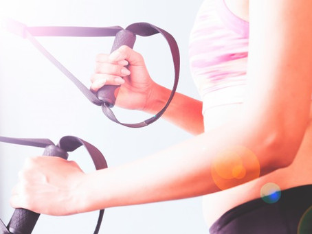 Featured Exercise: TRX Inverted Row