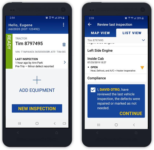 EVIR Mobile App - Add Asset Flow