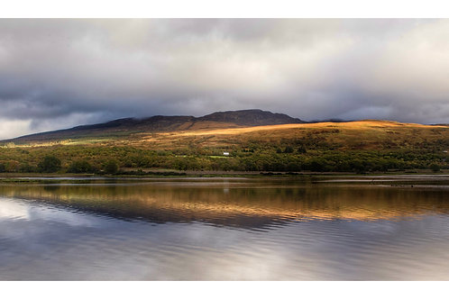 Autumnal Loch Reflections
