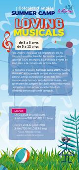 Colònies a Horta de Sant Joan 2019