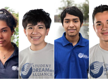 Student DREAMers Alliance celebrates student achievement