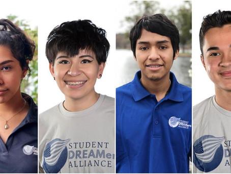 Student DREAMers Alliance celebrates student achievement