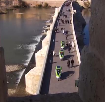 Sobre el puente romano