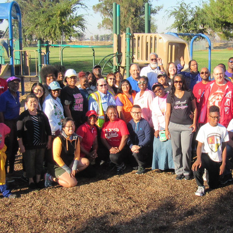 Neighborhood Cleanup with Community Partners