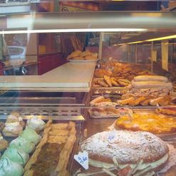 Gâteaux et Gougère