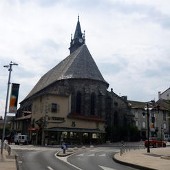Eglise Notre Dame aux Neiges
