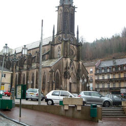 Église Saint Amé