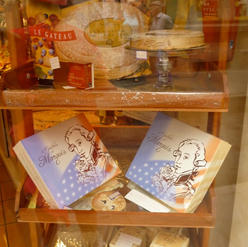 Le Gâteau de Vulcania & Les Goûfers du M