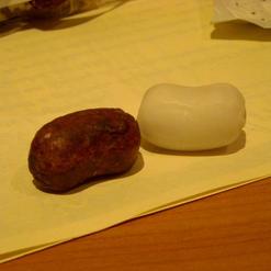 Haricots dits de Soissons