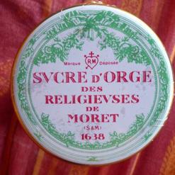 Boîte de Sucre d'Orge