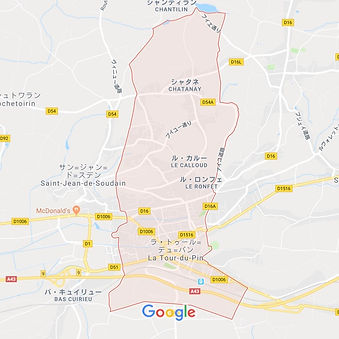 La Tour du Pin /     ラ・トゥール・デュ・パン