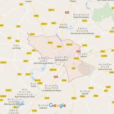 Châteaudun / シャトーダン