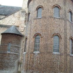 Eglise abbatiale Notre Dame de Bernay