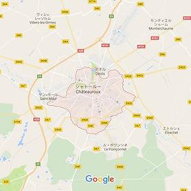 Châteauroux / シャトールー