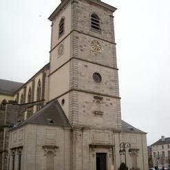 Abbatiale de Remiremont