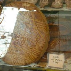 Sablé au Poitou