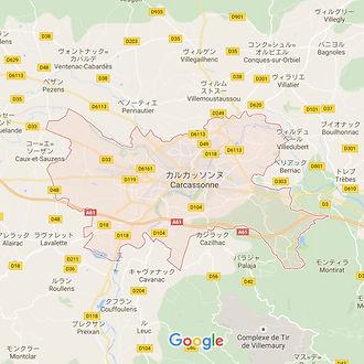 Carcassonne / カルカッソンヌ