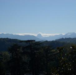 Paysage de Pyrénées