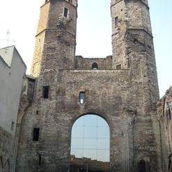 L'ancienne cathédrale Vieux-Saint-Vincent