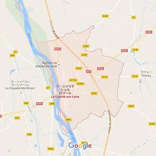 La Charité sur Loire / ラ・シャリテ・スュル・ロワール